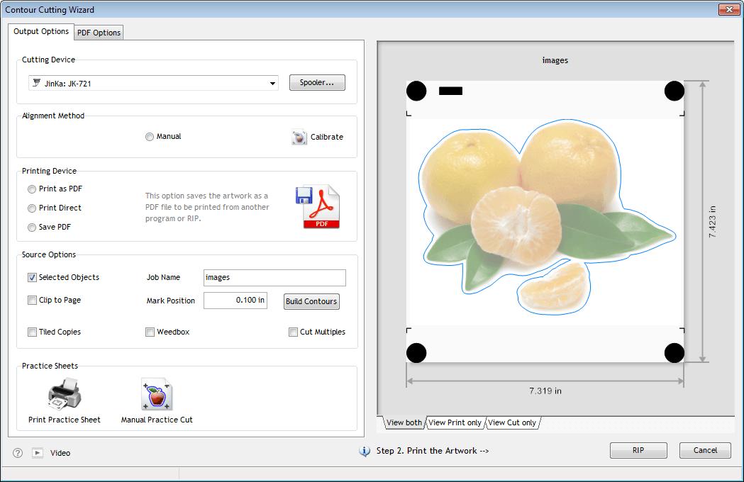 MOMO Cutting Software SignMaster Cut V3 Basic Edition with
