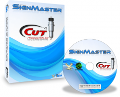 Vinyl Cutter Software--SignMaster Cut V3 – Production Edition