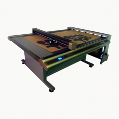 MOMO Continuous Flatbed Inkjet Cutter